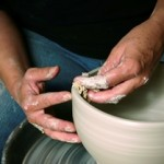 Bij de pottenbakker - heiligmaking